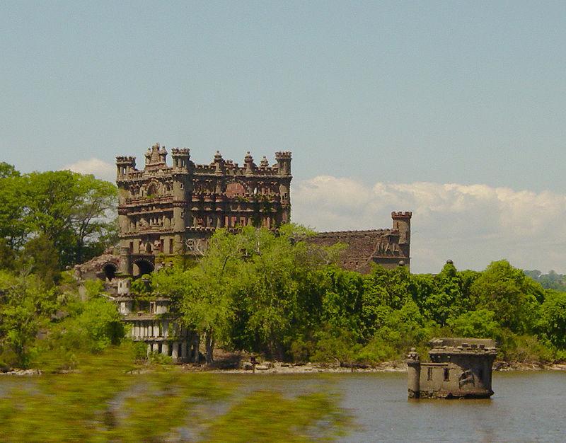 Bannerman's Castle, Manhattan, New York