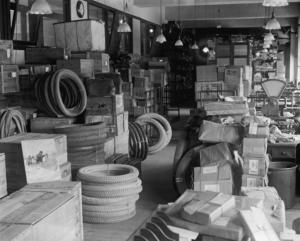 A U.S. Dead Letter Office in 1922