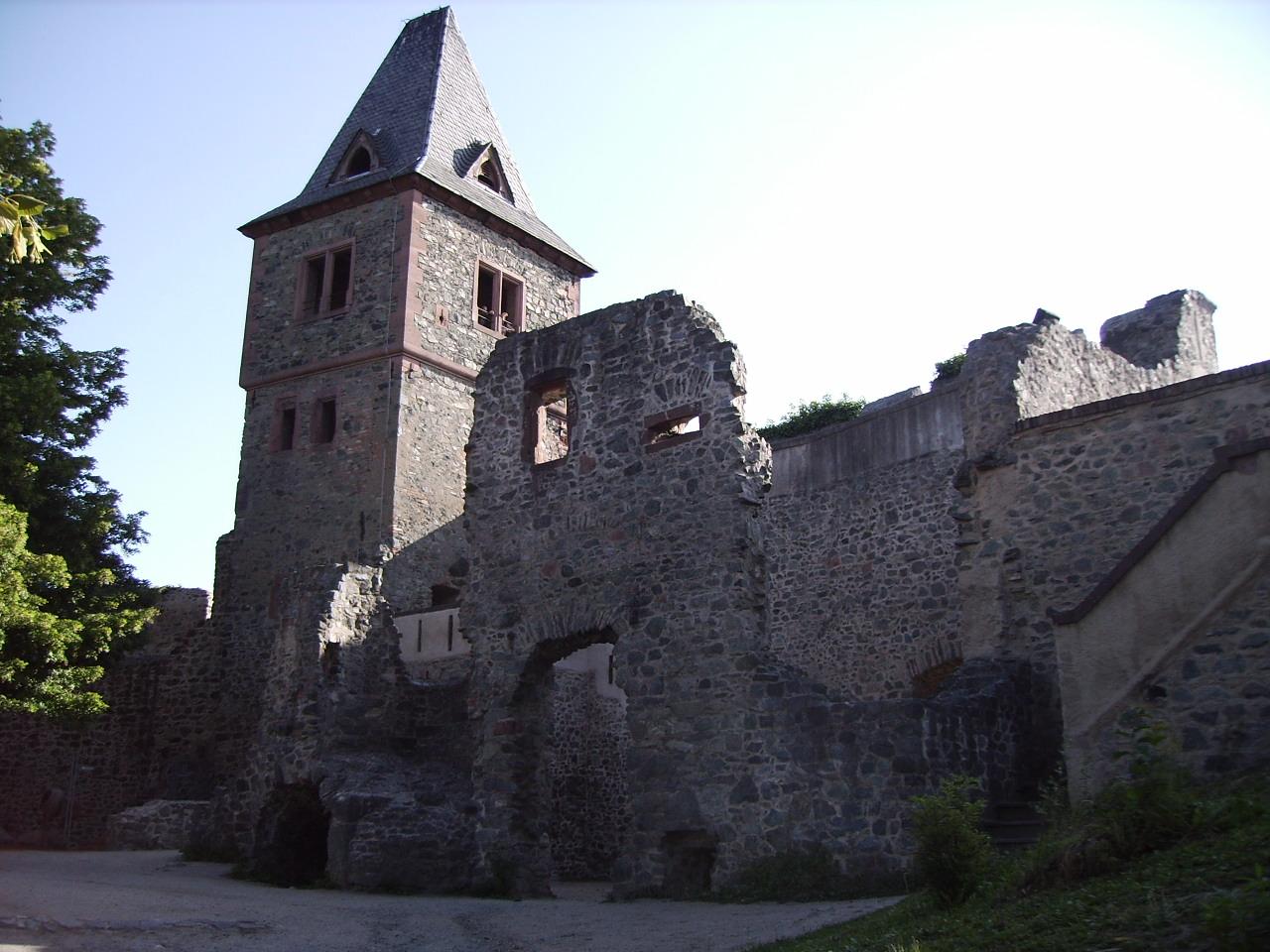 Frankenstein Castle, Germany