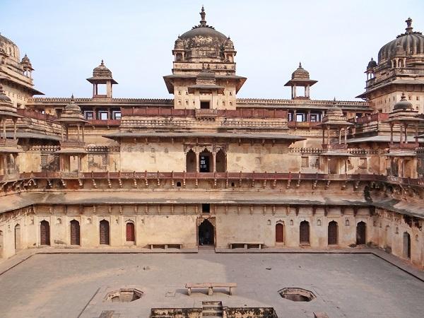 Jahangir Mahal, India