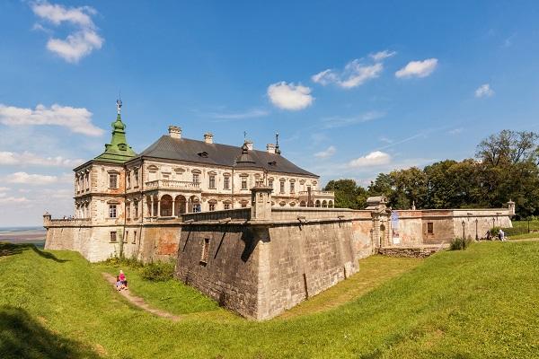 Pidhirtsi Palace, Ukraine