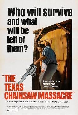 Texas Chainsaw Massacre movie poster